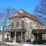 101 E. Main, 1854 Talcott Free Library