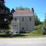 101 W. Chapel, 1843 Walter Henry Talcott