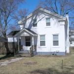403 W. Franklin St. 1840 Nathan Sarver