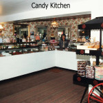 Wagon Wheel candy kitchen