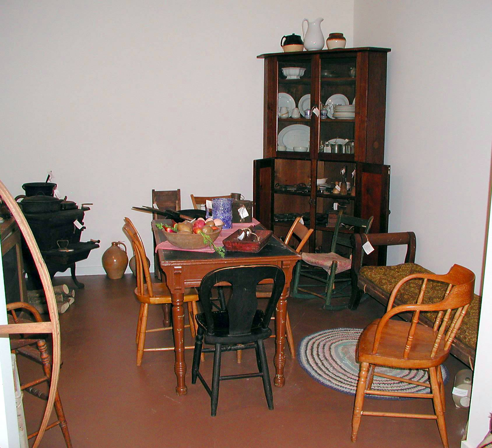 Rockton Township Historical Society Carriage House Exhibits